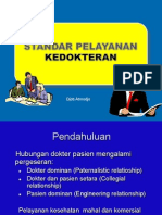 SPO Pelayanan Kedokteran
