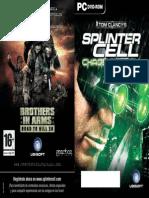 Manual Splinter Cell