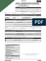 formulario secae