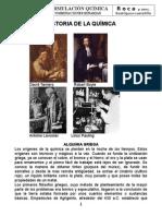 Historia de La Química