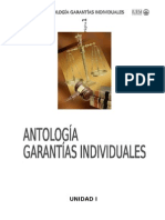 Antología de Garantías Individuales (1)