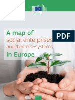 A map of social enterprises and their eco- systems in Europe