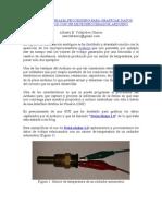 Uso Del Programa Processing Para Graficar Datos Capturados Con Un Microprocesador Arduino