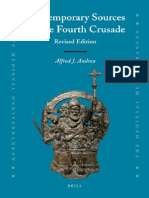 Contemporary Sources for the Fourth Crusade