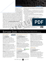 D SoftwareGuide Aug14
