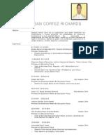 c.v. Proyect Gendarmeria