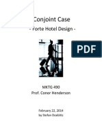 Conjoint Case