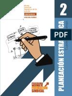2. Planeación Estratégica. SNTE 32.