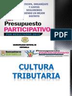 Tributacion Municipal 2015