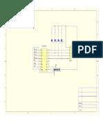 ULN2003 DIP Board Schematic