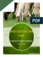 Modul PPMD (Penyakit Cacing Pada Domba)