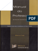 Manual Do Professor de Escola Dominical - Marcos Tuler