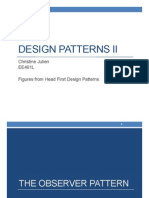 Lecture 9-Design Patterns Part 2