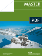 ETH Zurich Broschure