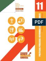 11. Políticas Publicas - Reformas Estructurales. SNTE 32