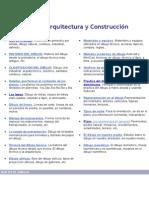Dibujo, Arquitectura y Construcción