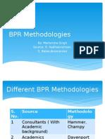 BPR Methdology