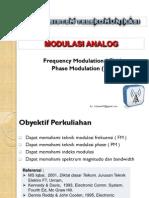 Modulasi Analog Fm Pm