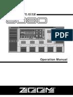 Zoom.E 8080.Manual