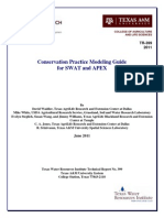 Conservation Practice Modeling Guide