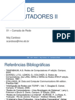 01 - Camada de Rede 2015.1