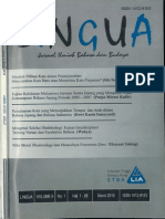 LINGUA STBA LIA (Vol. 9, No. 1, 2010)