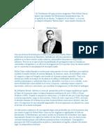 Biografia de Ruben Dario