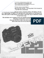 La Camara Zenith 122