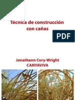 Taller Construcción Con Cañas (Marta Denegri)