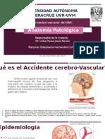 Enfermedad Cerebrovascular Del SNC