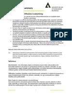 discrimination and vilification - december 2014