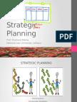 Chapter Strategicplanning