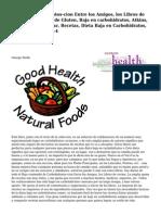 Baja en Carbohidratos-cion Entre los Amigos, los Libros de cocina