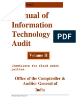 CAG IT AUDIT