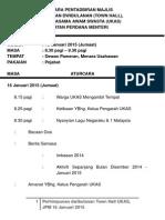 Teks Emcee Dan Atur Cara Pentadbiran Perhimpunan Bulanan Ukas Townhall 1612015