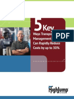 WP US 5 Ways TMS Reduces Costs