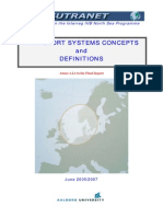 1.2.1 Systems Definitions
