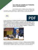 EGA presenta il suo codice di condotta per l'industria europea del generico e del biosimilare