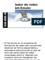 Simulador de Redes Net-Emule