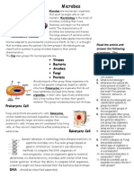 microbes  review study guide