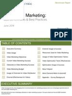 Utilización del Vídeo Online en el Marketing B2B