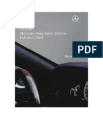March 2009 Mercedes Benz Reset Service Indicator Guide