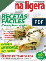 Cocina Ligera y Vida Sana - Octubre 2014