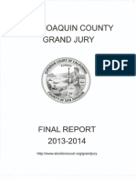 San Joaquin County Grand Jury 2013 2014