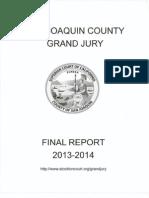 San Joaquin County Grand Jury 2013 2014