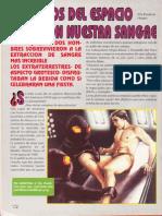 Vampiros Del Espacio Bebieron Nuestra Sangre R-080 Nº009 - Reporte Ovni