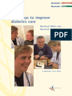 Brochure HbA1c