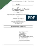Ethicon v. Covidien - Appellate Briefs