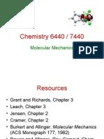 Chem6440 MM