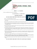 Fma Paper Physics